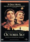 October Sky (Ekim Düşü)